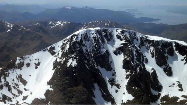 Britain's tallest mountain, Ben Nevis, is bigger than we thought