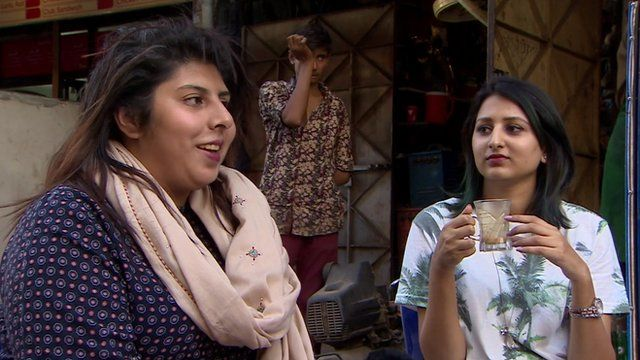 Women in Karachi are trying to reclaim their place in public spaces