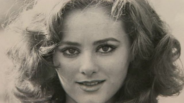 Colette Wintle pictured aged 17 when she was given contaminated blood