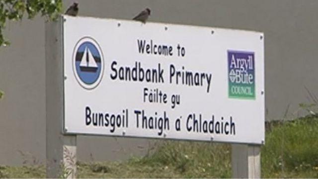 Bun-Sgoil Taigh a' Chladaich