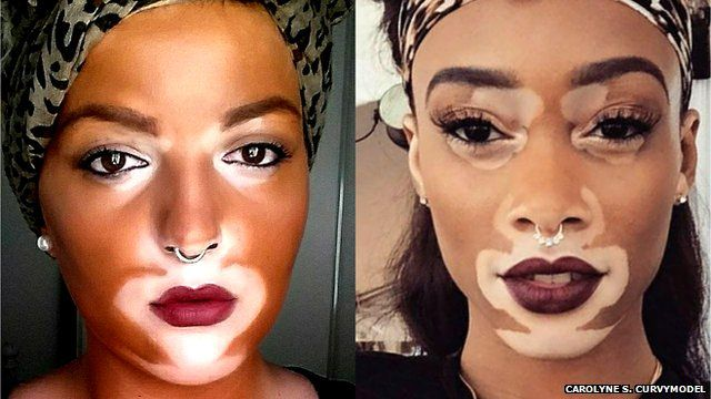 how to look like a model with makeup