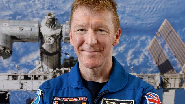Tim Peake answers your questions