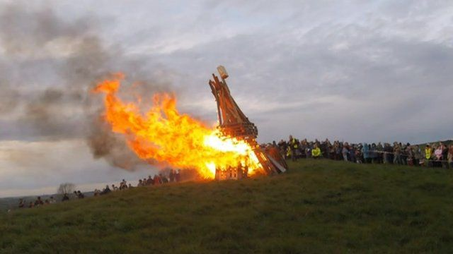 Beacon at Quainton