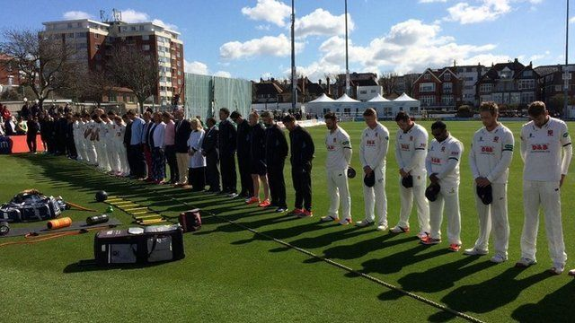 Ceremony at Hove