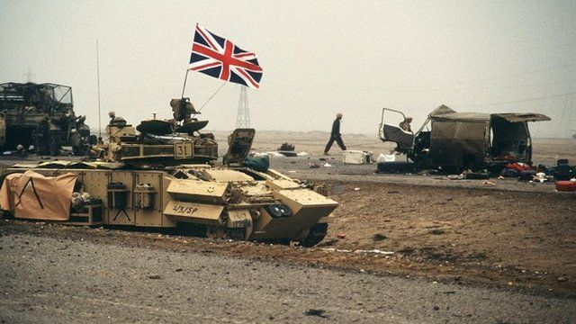 a history and the causes of operation desert storm Operation desert storm 60a operation the united states participated in the defense of saudi arabia in a deployment known as operation desert shield attacking israel was a stratagem to persuade all the neighboring arab nations to join the iraqi cause.