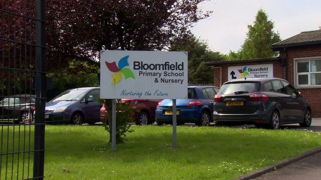 Bloomfield Primary School in Bangor