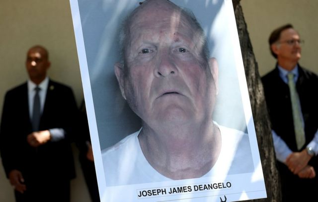 Golden State Killer: The end of a 40-year hunt?