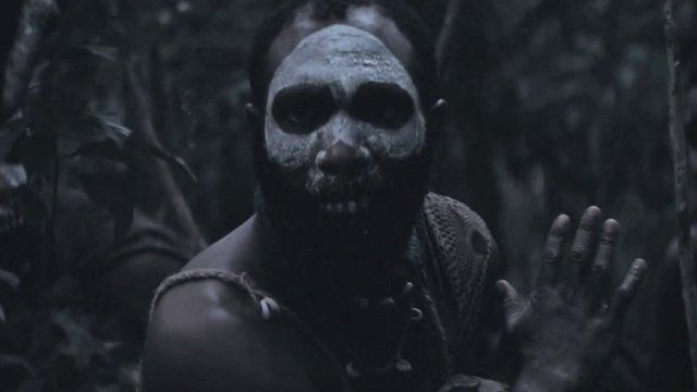 Still from The Cursed Ones