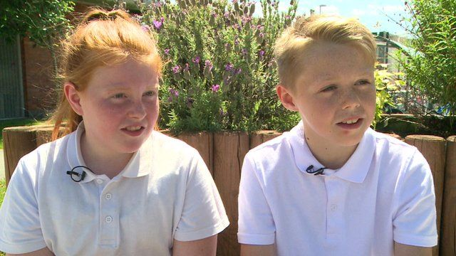 Kids tell us their England predictions