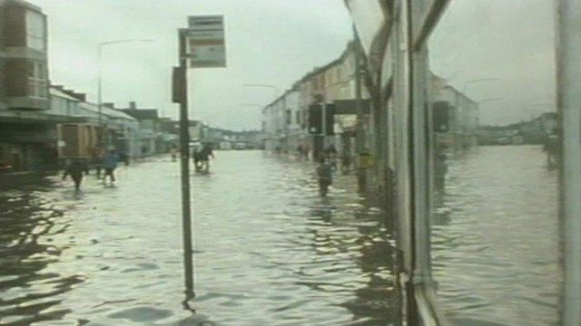 Flooding in 1979