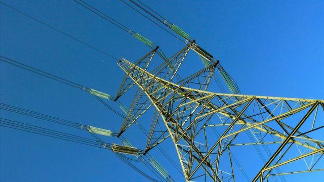 Picture of a pylon