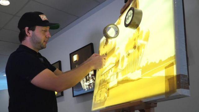 Artist Max Zorn