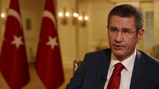 Turkish Deputy Prime Minister, Nurettin Canikli