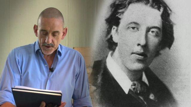 Actor Neil Bartlett reads Oscar Wilde