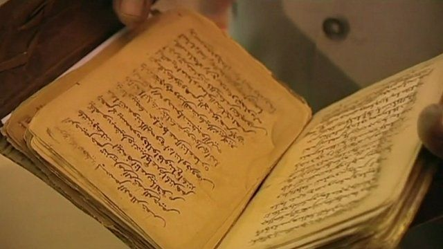 Thousands of manuscripts saved from possible destruction by Al Qaeda militants