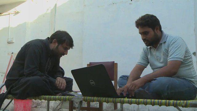 Blogger in Islamabad