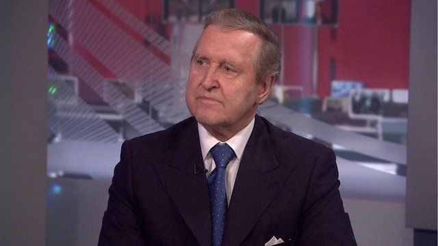Former US Secretary of Defense William Cohen on BBC World News America