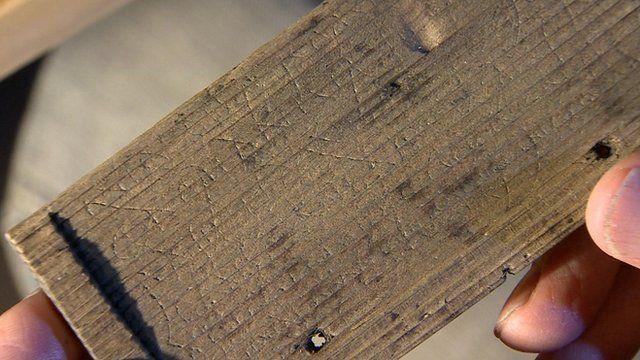Britain's oldest hand-written legal document