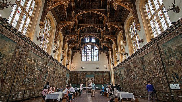 Great Hall Hampton Court Palace