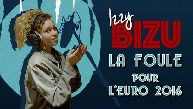 Izzy Bizou graphic