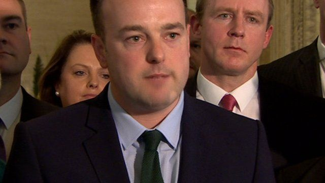 """SDLP Leader Colum Eastwood said the party had made a """"bold decision"""""""