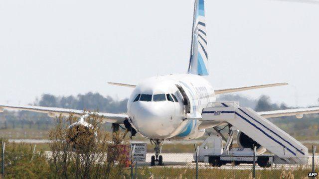 EgyptAir Flight MS181