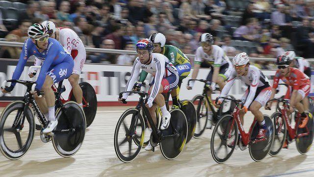 Track Cycling World Championships