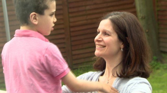 Donna Jennings has been told her son meets all the criteria for respite