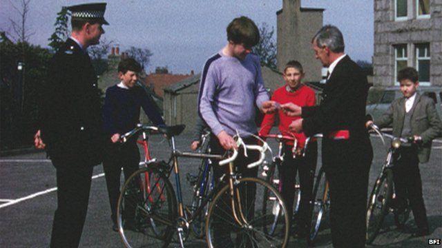 Cycling proficiency film, 1966