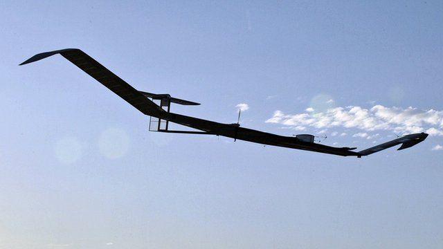 Airbus's High Altitude Pseudo-Satellite (HAPS) Zephyr