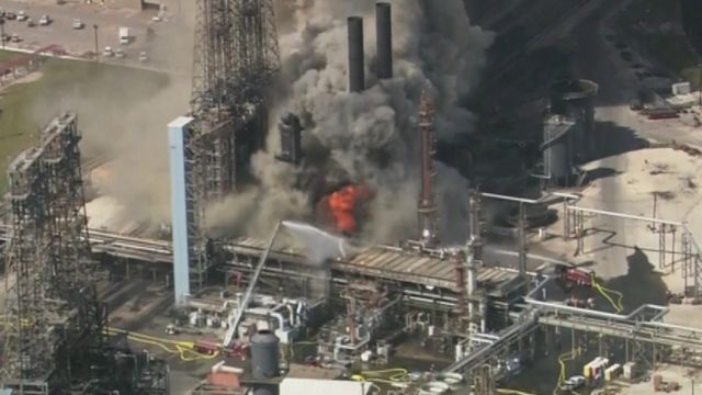 LyondellBasell refinery