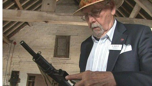 Bob Millard, Auxiliary Unit Veteran