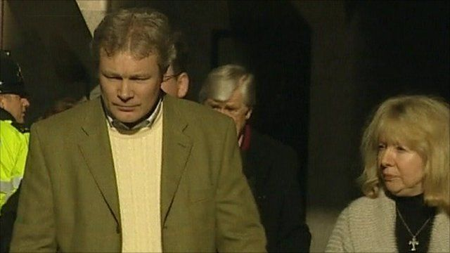 Sion Jenkins leaving court in 2006 after his second retrial