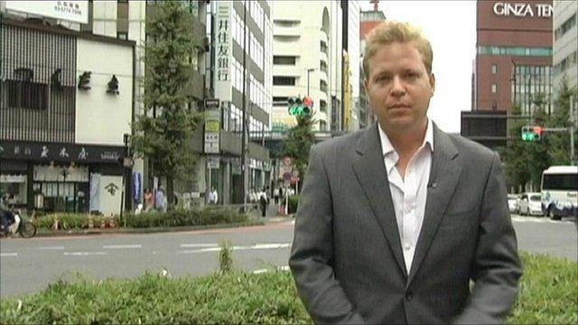 The BBC's Roland Buerk