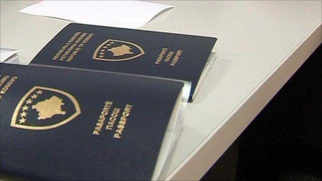 Kosovo passports