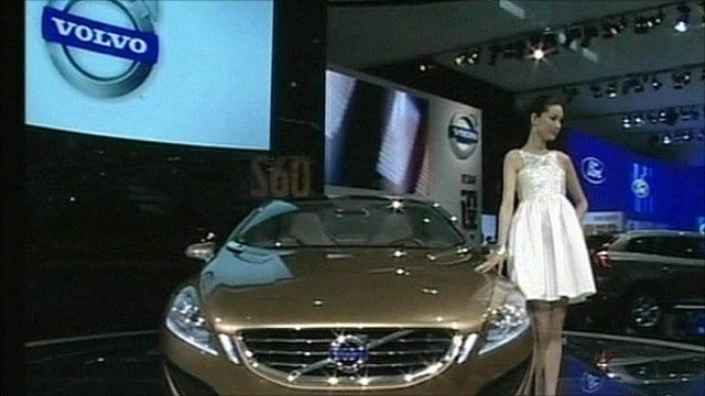 Volvo is now owned by Geely