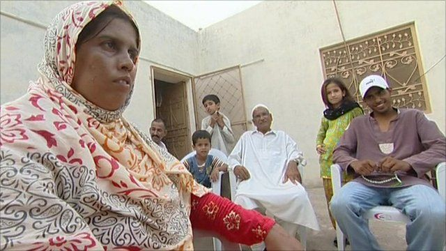 Mohammad Amir's family