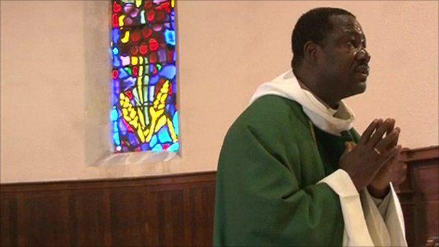 Father Rodolphe Folly
