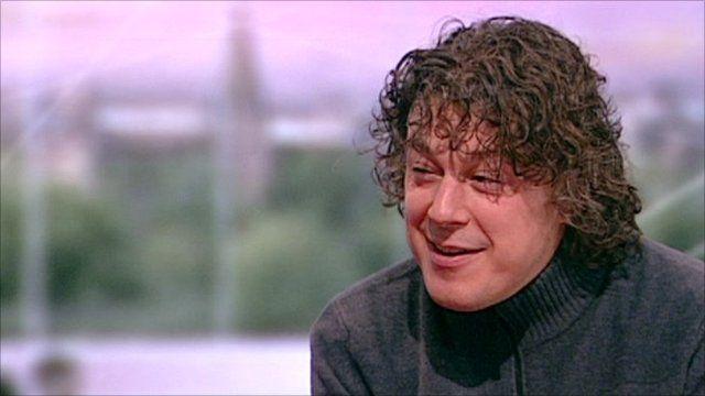 Alan Davies, actor
