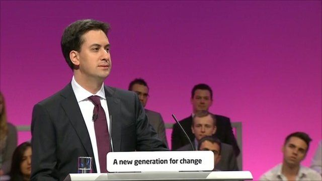 Ed Miliband MP, Labour Party Leader