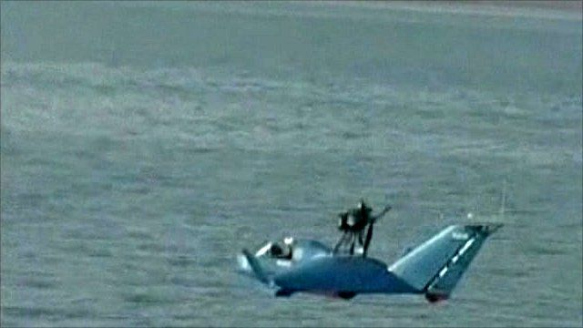 Iran's 'flying boat'