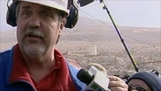 Plan B rescue worker Gregory Hall