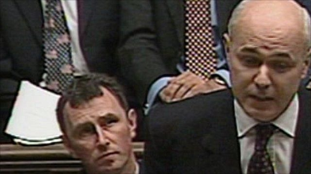 Iain Duncan Smith at PMQs
