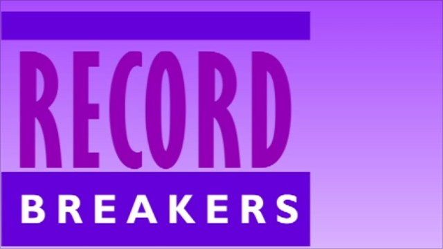 Record Breakers graphic