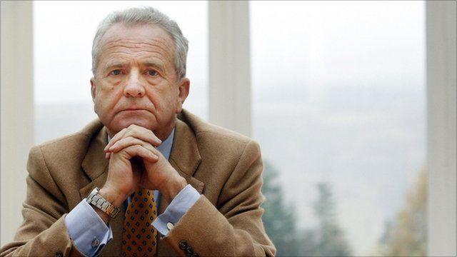 Sir George Mathewson, the Former Chairman and Chief Executive of RBS