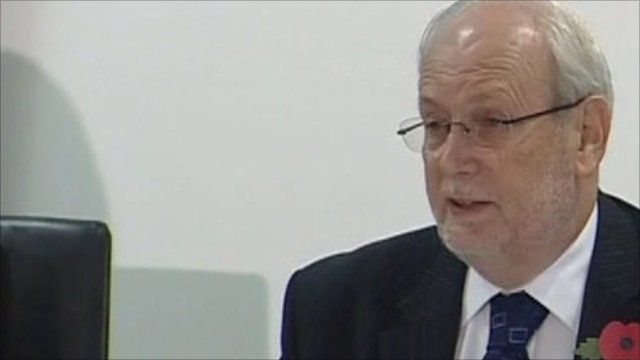 Jim Gould, independent chair of the Plymouth Safeguarding Children Board