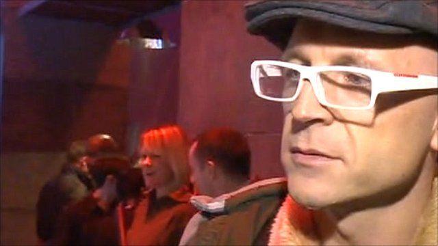 Jason Bradbury of the Gadget Show