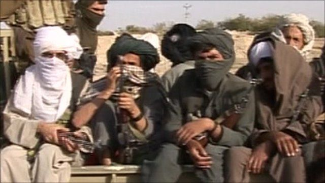 Members of the Taliban - file photo