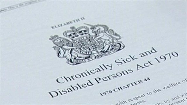Chronically Sick and Disabled Persons Act