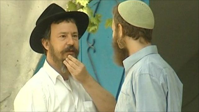 People in Tzfat